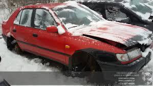 nissan sunny 2002 подержанные автозапчасти запчасти