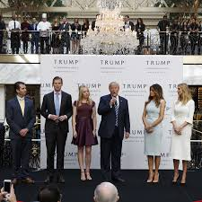 Trump Home Address by Trump Relatives U0027 Potential White House Roles Could Test Anti