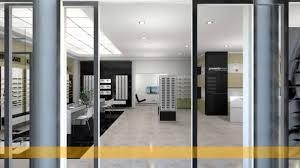 Optic Interiors Optical Shop Interior Decorations Youtube