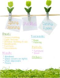 spring cleaning the dining room u0026 free checklist ask anna