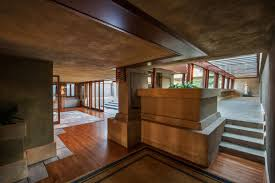hollyhock house plan a full tour through frank lloyd wright s first la house restored to