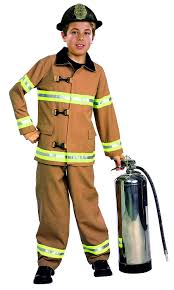 amazon com young heroes child u0027s fire fighter costume toddler