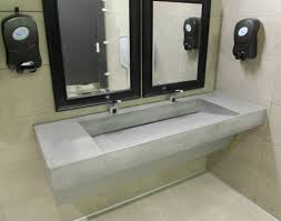 concrete sinks kitchen u0026 bathrooms concrete decor studio