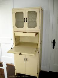 Furniture Kitchen Cabinet With Antique Hoosier Cabinets For Sale Vintage Hoosier Cabinets Vintage Yellow Hoosier Style Cabinet