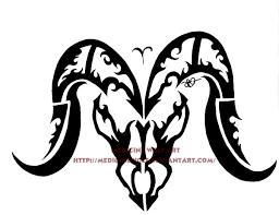 tattoo design tattoo gallery by bruce weeks simple aries tattoo