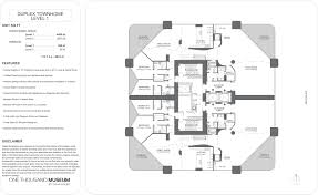 luxury townhome floor plans 1000 museum floorplans 1000 museum features luxury townhome floor