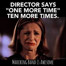 top 5 things i learned at band c marching band is awesome
