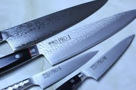 Types Of Japanese Kitchen Knives Blade Type