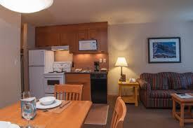 one bedroom condo deluxe one bedroom condo at the hidden ridge resort in banff