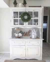 Painted Buffets And Sideboards by 25 Best Kitchen Hutch Ideas On Pinterest Hutch Ideas Kitchen