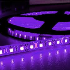 12v 16 4ft light purple waterproof led lights torchstar