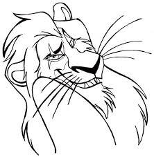 animals u003e lion king scar drawings drawings
