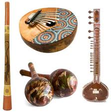 can you name these 9 musical instruments from around the world