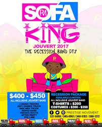 Sofa Kings Band by Prestige Movement Jouvert Band