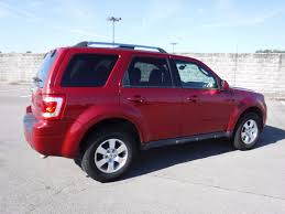 2012 used ford escape fwd 4dr limited at landers ford serving