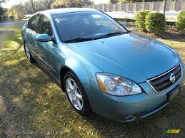 nissan versa light blue 2002 nissan altima 3 5 se in seascape light blue 110317 autos