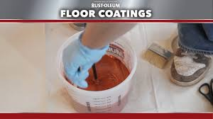 Rustoleum Garage Floor Coating Kit Instructions by Rust Oleum Garage Floor Coating How To Youtube
