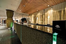 Granite Reception Desk Hotel Takes Pride In Local Granite