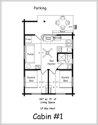 one bedroom cottage plans one bedroombin floor plan exceptional guest house plans small