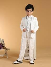 communion boys aliexpress buy top quality 3 pieces white boys wedding suits