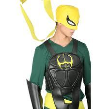 deathstroke costume halloween iron fist cosplay costume u2013 xcoser costume