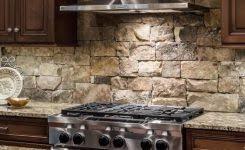 lantern tile backsplash image kitchen with gray backsplash