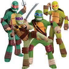 Teenage Mutant Ninja Turtles Halloween Costume Smurf Halloween Costumes Adults Kids Lost Village Movie