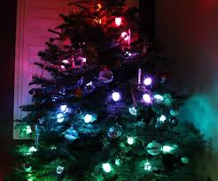 christmas tree flashing lights gif best images collections hd