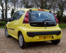 peugeot cars 2012 peugeot 107 active citrus yellow 2012 model peugeot 107 ac u2026 flickr