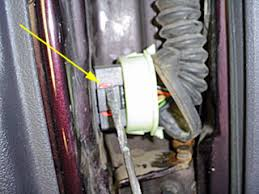 jeep grand wiring harness how to fix a sagging car door replace hinge pins and bushings on