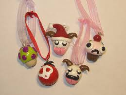 league of legends inspired ornaments santa by thetallgrass