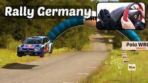 subaru rally jump big jump rally germany 4 dirt rally youtube