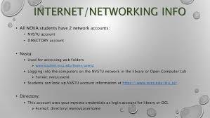 Nvcc Help Desk It Services At Nova