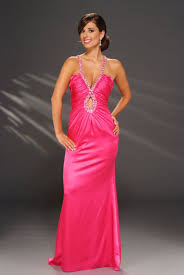 designer wedding dresses 2011 designer prom dressprom gown dresses discount 2011 hot pink halter
