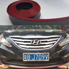 hyundai tucson kit front bumper lip splitter chin spoiler kit trim for hyundai