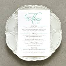 Elegant Dinner Party Menu 17 Blank Party Menu Free U0026 Premium Templates