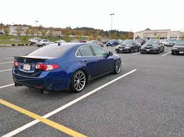 acura stance 2009 acura tsx modded