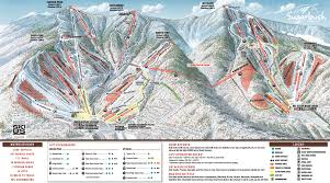 Breckenridge Ski Map Sugarbush Vt Trail Map Webcams
