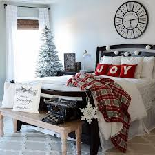 Pinterest Home Decor Bedroom Best 25 Christmas Bedroom Ideas On Pinterest Christmas Bedding