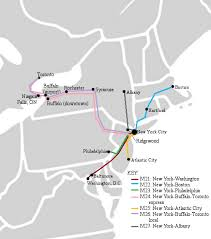 map of ne usa and canada megabus cheap busline in usa and canada
