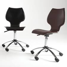 Office Rolling Chairs Design Ideas Gray Wideless Office Chair With On Wheels Modern New Design Ideas