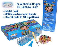 the original rainbow loom kit kids crafts the original rainbow