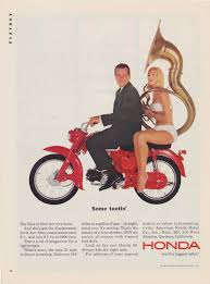 american honda motor co inc honda print ad 1960s 4 listings