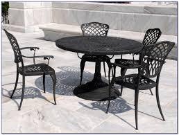 Wrought Iron Patio Chair Cushions Patio Chairs Menards Modern Style Deck Black Aluminum High Back
