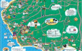 The Map Of Puerto Rico by Casa Por Fin U2013 Rincon Puerto Rico Beachfront Rentalsrincon