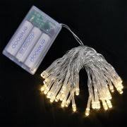 battery operated string lights