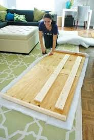 Twin Headboard Plans by Make Your Own Diy Rustic Headboard Andreasnotebook Com