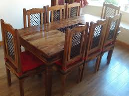 indian sheesham jali rosewood dining table and 8 chairs in indian sheesham jali rosewood dining table and 8 chairs