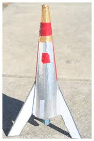 engineering for kids diy soda rockets