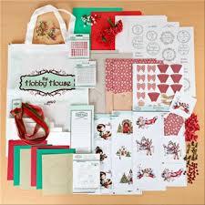 hobby house christmas selection box 433671 create and craft